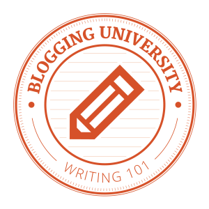 Writing 101 - April 2015